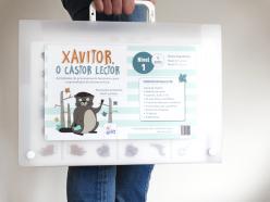 GliaEdicion: Xavitor, o castor lector: Maletín Nivel 1